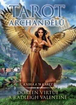 Obálka titulu Tarot archandělů