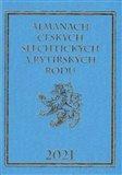 Obálka knihy Almanach českých šlechtických a rytířských rodů 2021
