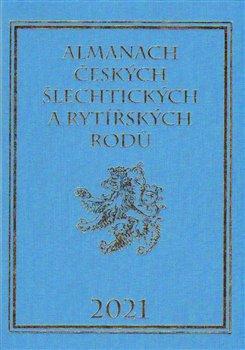 Obálka titulu Almanach českých šlechtických a rytířských rodů 2021