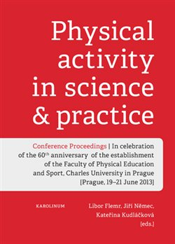 Obálka titulu Physical activity in science & practice
