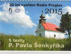 Obálka titulu Kalendář 2015 s texty P. Pavla Šenkyříka