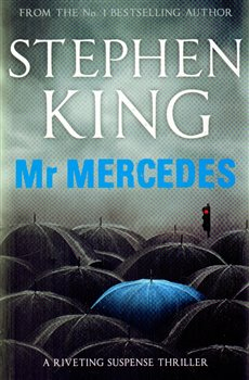 Obálka titulu Mr. Mercedes