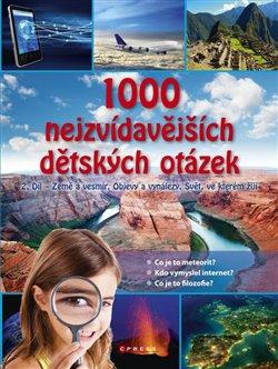 Obálka titulu 1000 nejzvídavějších dětských otázek 2.díl