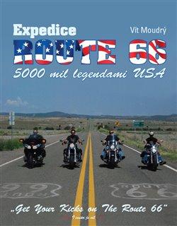 Obálka titulu Expedice Route 66