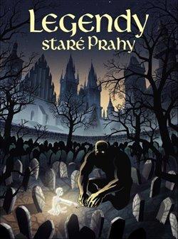 Obálka titulu Legendy staré Prahy
