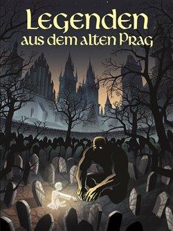 Obálka titulu Legenden aus dem alten Prag