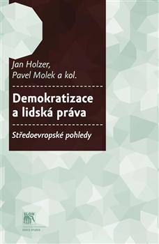 Obálka titulu Demokratizace a lidská práva.