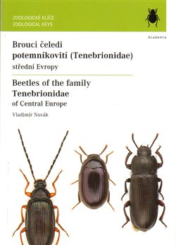 Obálka titulu Brouci čeledi Potemníkovití / Beetles of the family Tenebrionidae of Central Europe