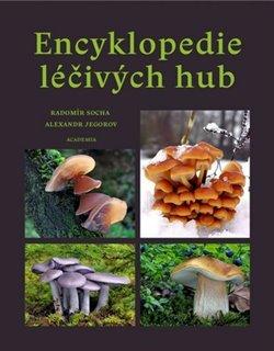 Obálka titulu Encyklopedie léčivých hub