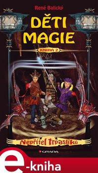 Obálka titulu Děti magie 2 - Nepřítel trpaslíků