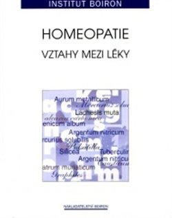 Obálka titulu Homeopatie - Vztahy mezi léky