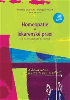 Obálka titulu Homeopatie v lékárenské praxi