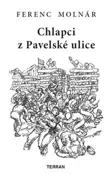 Obálka titulu Chlapci z Pavelské ulice