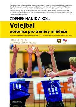 Obálka titulu Volejbal – učebnice pro trenéry mládeže