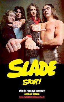 Obálka titulu Slade Story