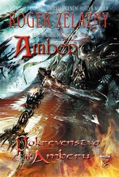 Obálka titulu Amber - Pokrvenstvo Amberu