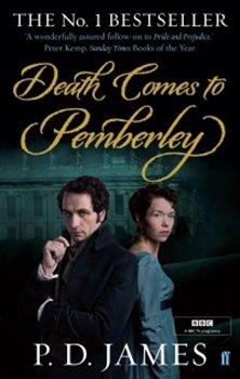 Obálka titulu Death Comes to Pemberley