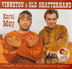 Obálka titulu Vinnetou a Old Shatterhand