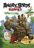 Obálka knihy Angry Birds Návnada