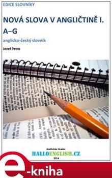 Obálka titulu Nová slova v angličtině