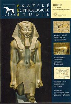 Obálka titulu Pražské egyptologické studie XII/2014