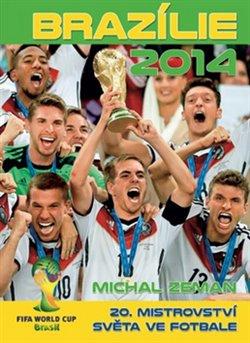 Obálka titulu Brazílie 2014