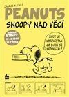 Obálka knihy Snoopy nad věcí