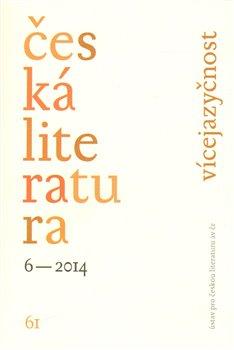 Obálka titulu Česká literatura 6/2014