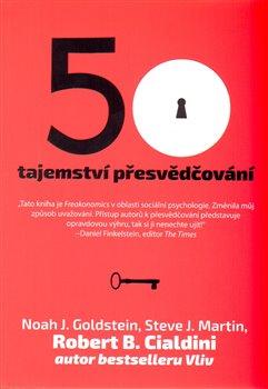 Obálka titulu 50 tajemství přesvědčování