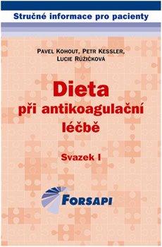 Obálka titulu Dieta při antikoagulační léčbě