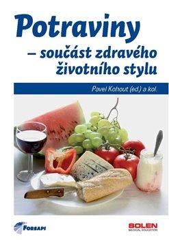 Obálka titulu Potraviny - součást zdravého životního stylu