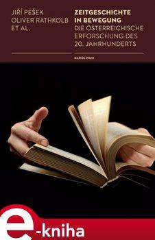 Obálka titulu Zeitgeschichte in Bewegung