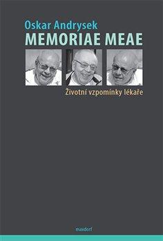 Obálka titulu Memoriae Meae