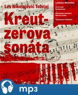 Obálka titulu Kreutzerova sonáta