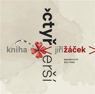 Kniha čtyřverší - Jiří Žáček | Booksquad.ink