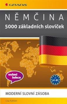 Obálka titulu Němčina 5000 základních slovíček