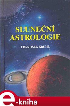 Obálka titulu Sluneční astrologie