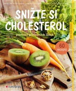 Obálka titulu Snižte si cholesterol