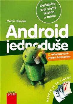 Obálka titulu Android Jednoduše