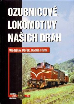 Obálka titulu Ozubnicové lokomotivy našich drah