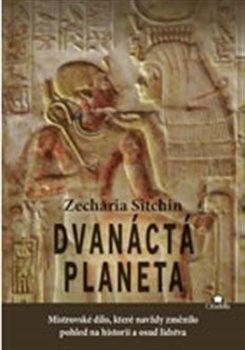 Obálka titulu Dvanáctá planeta