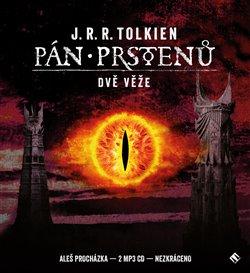 Pán prstenů: Dvě věže, CD - J. R. R. Tolkien
