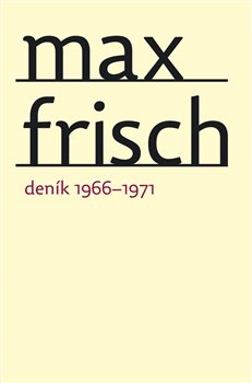 Obálka titulu Deník 1966–1971