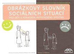 Obálka titulu Obrázkový slovník sociálních situací pro děti s poruchou autistického spektra