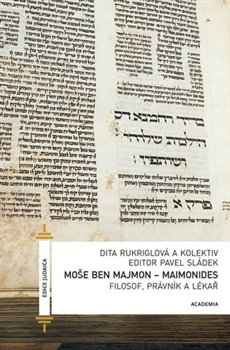 Obálka titulu Moše Ben Majmon - Maimonides