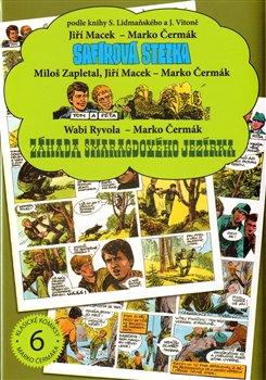 Obálka titulu Safírová stezka / Tom a Péťa / Záhada smaragdového jezírka