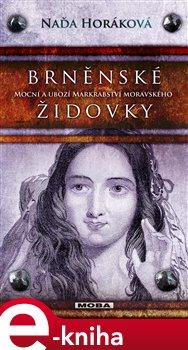 Obálka titulu Brněnské Židovky
