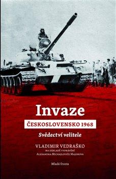 Obálka titulu Invaze Československo 1968