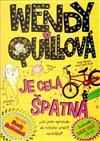 Obálka knihy Wendy Quillová je celá špatná
