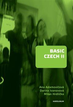 Obálka titulu Basic Czech II